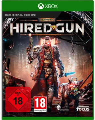 Necromunda - Hired Gun