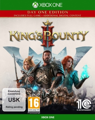 King's Bounty II Day One Edition (Xbox One / Xbox Series X) (Day One Edition)