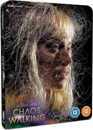Chaos Walking (2021) (Steelbook)