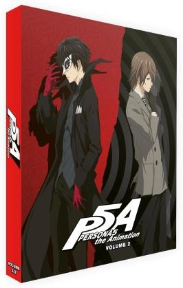 Persona 5: The Animation - Vol. 2 (2 Blu-rays)