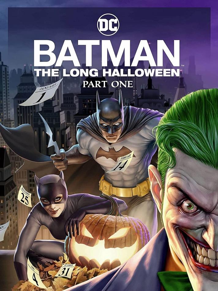 Batman - The Long Halloween - Part 1 (2021) (Steelbook)