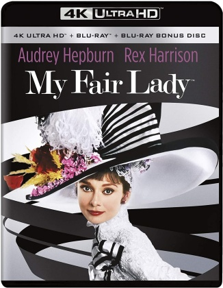 My Fair Lady (1964) (4K Ultra HD + 2 Blu-rays)