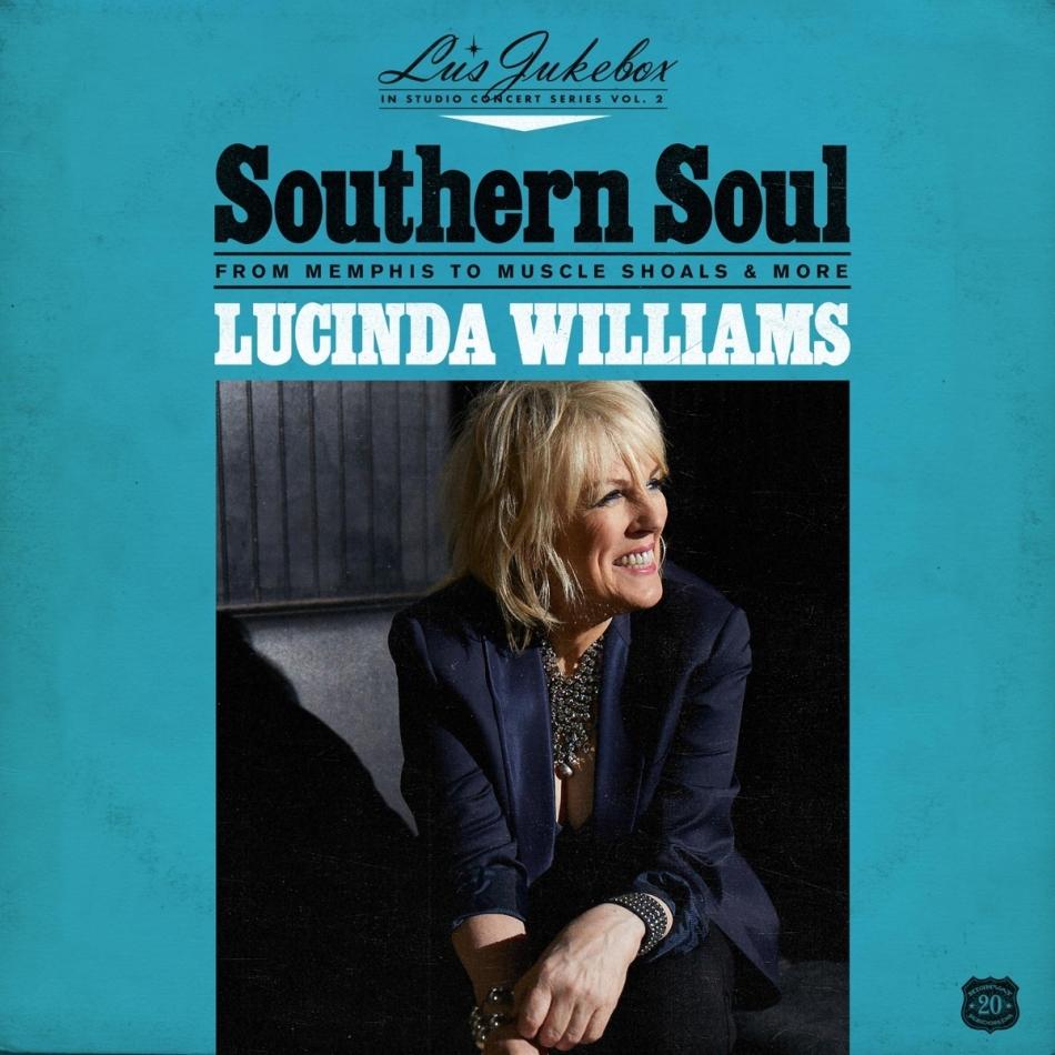 Lucinda Williams - Lu's Jukebox Vol. 2 - Southern Soul: From Memphis