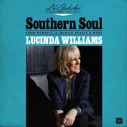 Lucinda Williams - Lu's Jukebox Vol. 2 - Southern Soul: From Memphis (LP)