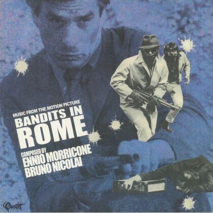 Ennio Morricone (1928-2020) & Bruno Nicolai - Bandits In Rome (Edizione Limitata)
