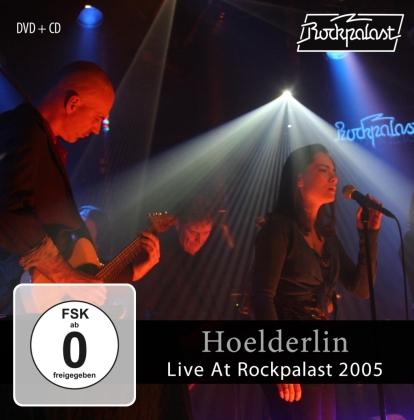 Hölderlin - Live At Rockpalast 2005 (CD + DVD)