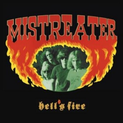 Mistreater - Hell's Fire (Bonustrack, 2021 Reissue, On the Dole Records, Deluxe Edition, Remastered, LP)