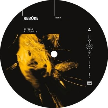"""Rebuke - Wasp (12"""" Maxi)"""