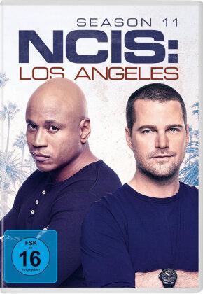 NCIS - Los Angeles - Staffel 11 (6 DVDs)