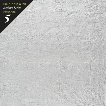 Iron & Wine - Archive Series Vol. 5: Tallahassee Recordings (Limited Edition, Yellow Splatter Vinyl, LP)