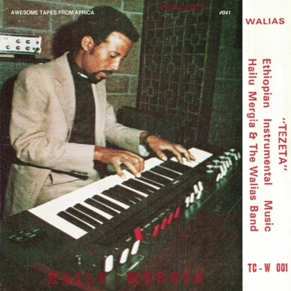 Hailu Mergia & The Walias Band - Tezeta
