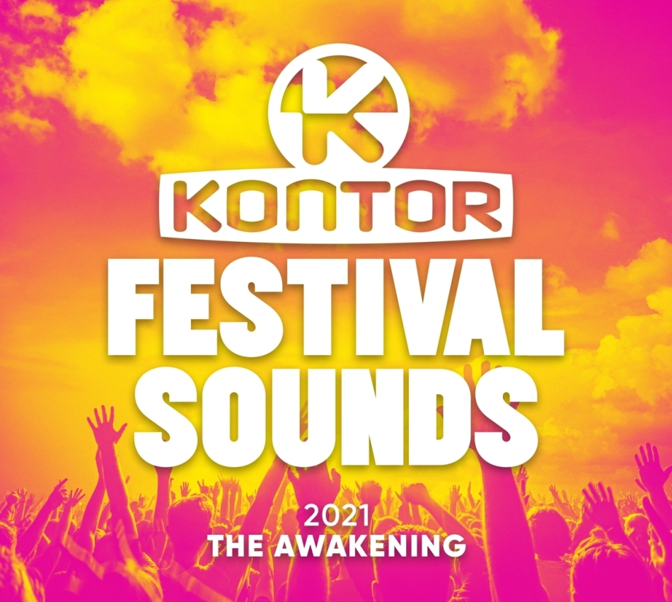 Kontor Festival Sounds 2021 - The Awakening (3 CDs)
