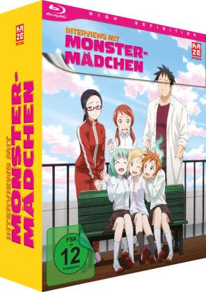 Interviews mit Monster-Mädchen - Vol. 1 (+ Sammelschuber, Limited Edition)