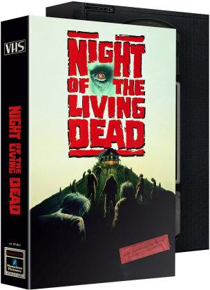 Night of the living dead (1990) (VHS-Edition, Mediabook Slipcase, Blu-ray + DVD)