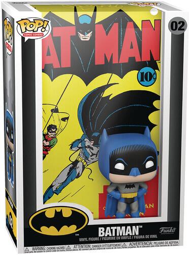 Funko Pop! Vinyl Comic Cover - DC - Batman