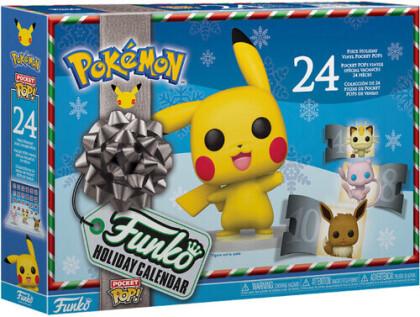 Funko Advent Calendar: - Pokemon
