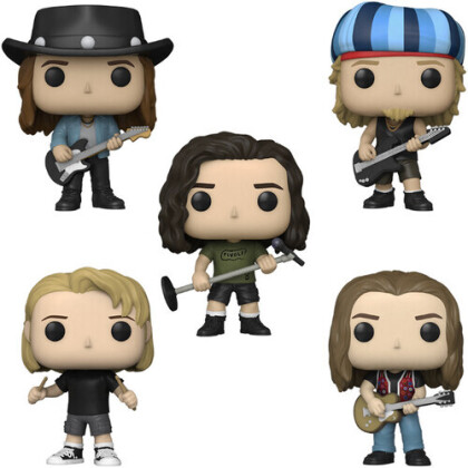 Funko Pop! Rocks: - Pearl Jam- 5Pk