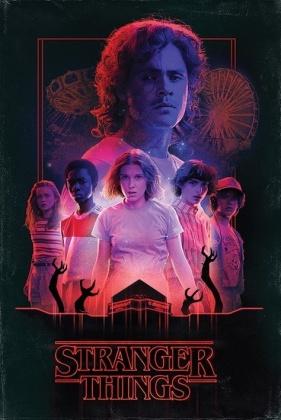 Stranger Things: Horror - Maxi Poster