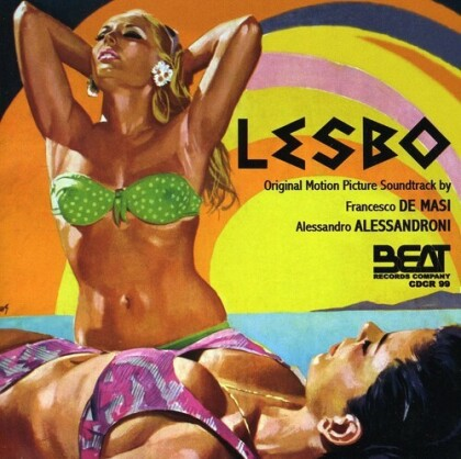 Francesco De Masi & Alessandro Alessandroni - Lesob - OST (Edizione Limitata)