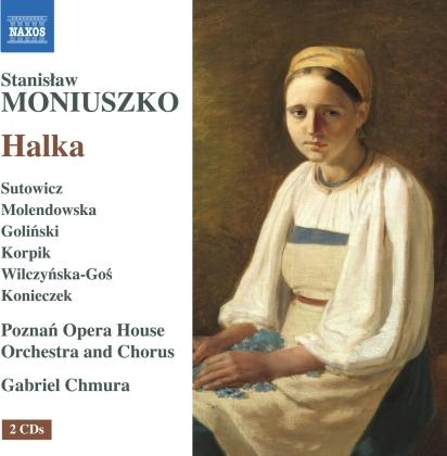 Stanislaw Moniuszko (1819-1872), Daniel Chmura & Poznan Opera House Orchestra - Halka (2 CDs)