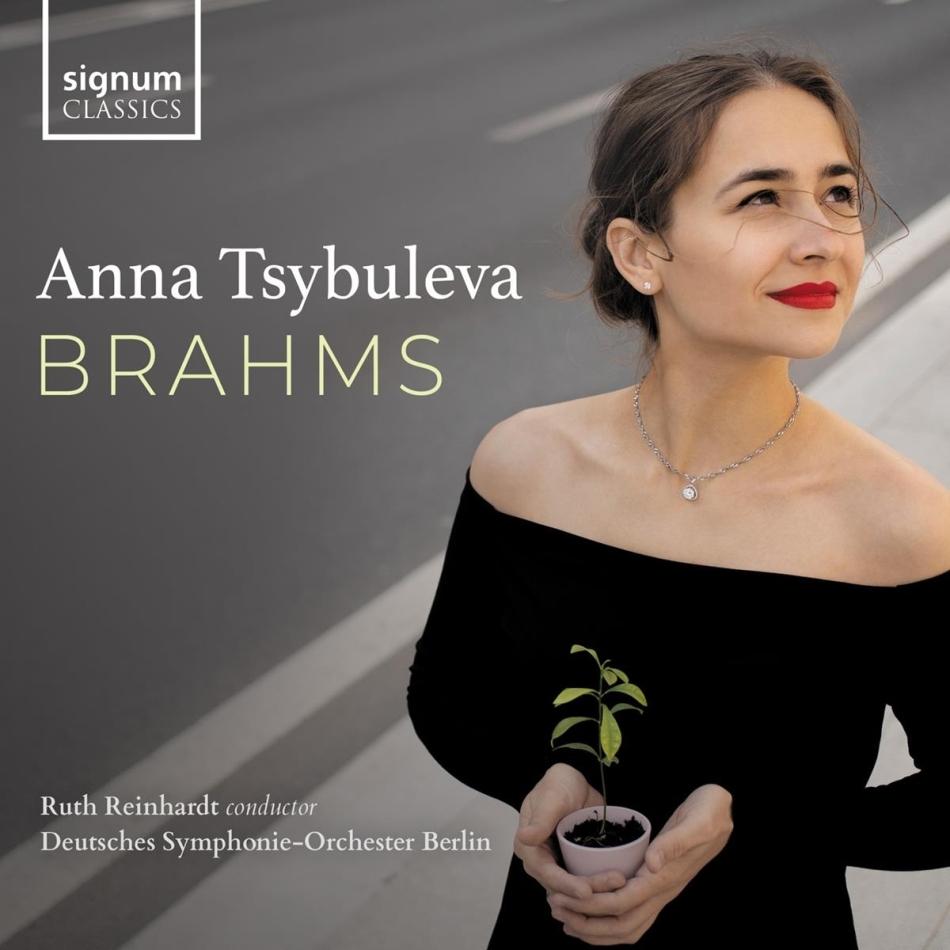 Johannes Brahms (1833-1897), Ruth Reinhardt, Anna Tsybuleva & Deutsches Sinfonie-Orchester Berlin - Brahms