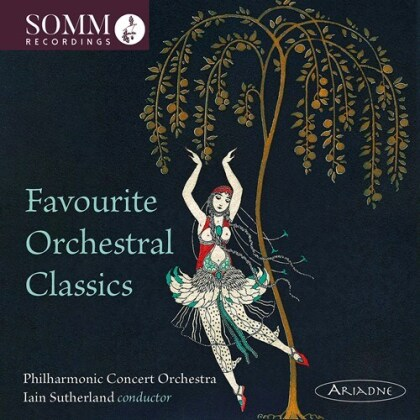 Iain Sutherland & Philharmonic Concert Orchestra - Favourite Orchestral Classics