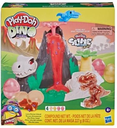 Play-Doh Lava Bones Island