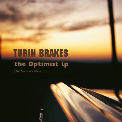 Turin Brakes - The Optimist Lp (2021 Reissue, Two-Piers Records, 20th Anniversary Edition, Deluxe Edition, 2 CDs)