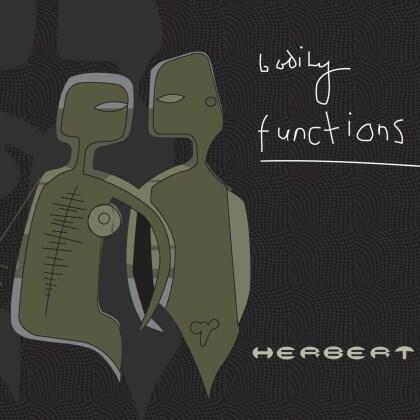 Herbert - Bodily Functions (2021 Reissue, Accidental, Limitiert, Transparent Grey Vinyl, 3 LPs)