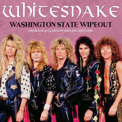 Whitesnake - Washington State Wipeout