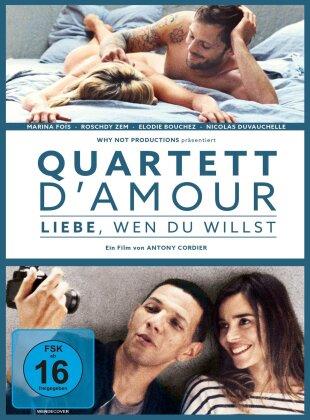 Quartett d'amour - Liebe wen Du willst (2010)