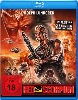 Red Scorpion (1988) (Uncut)