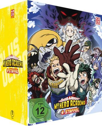 My Hero Academia - Staffel 4 - Vol. 1 (+ Sammelschuber, Limited Edition)