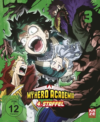 My Hero Academia - Staffel 4 - Vol. 3