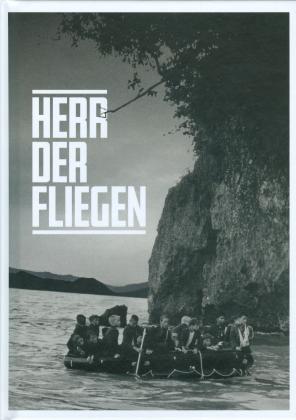 """Herr der Fliegen - + Bonusfilm """"Herr der Fliegen"""" 1963 (1990) (Limited Collector's Edition, Mediabook, 2 Blu-rays + DVD)"""