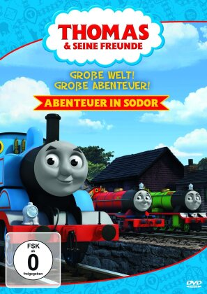 Thomas & seine Freunde - Grosse Welt! Grosse Abenteuer! - Abenteuer in Sodor