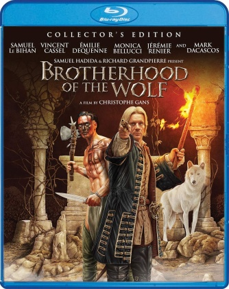 Brotherhood Of The Wolf (2001) (Collector's Edition)