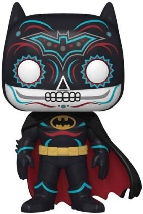 Funko Pop Heroes: - Dia De Los Dc- Batman