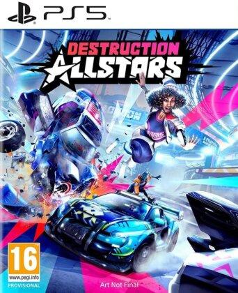 Destruction Allstars (German Edition)