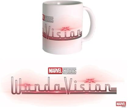 Marvel WandaVision: Logo - Tasse