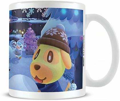 Animal Crossing: Winter - Tasse