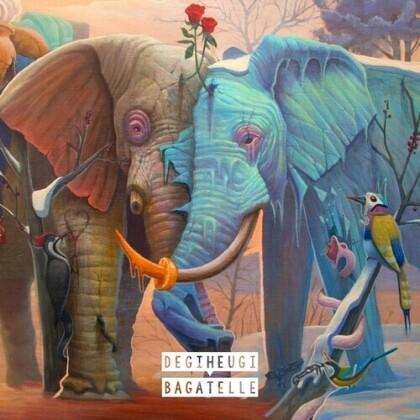 Degiheugi - Bagatelle (2 LPs)