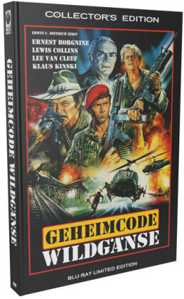 Geheimcode Wildgänse (1984) (Grosse Hartbox, Limited Collector's Edition, Uncut)