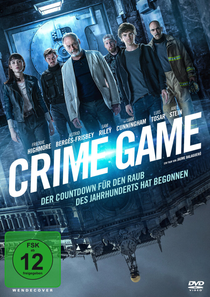 Crime Game (2021)