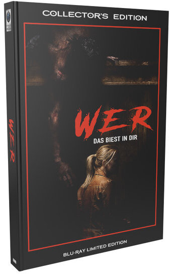 WER - Das Biest in dir (2013) (Grosse Hartbox, Collector's Edition, Limited Edition)