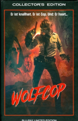 Wolfcop (2014) (Grosse Hartbox, Limited Collector's Edition)