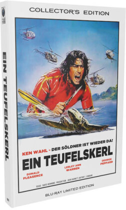 Ein Teufelskerl (1981) (Grosse Hartbox, Limited Collector's Edition)