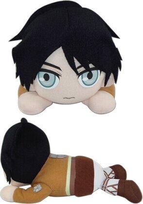 Attack On Titan Eren Lying Posture 8 In Plush Toy