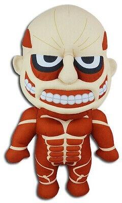 Attack On Titan S2 The Titan 10 Inch Plush Toy