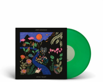 Jose Gonzalez - Local Valley (Limited Edition, Translucent Green LP, LP + Digital Copy)